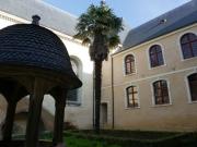 La Cour au puits, le Conservatoire