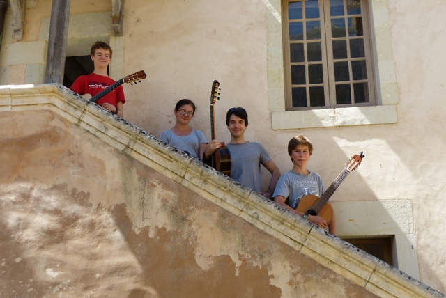 Guitares - Valettte