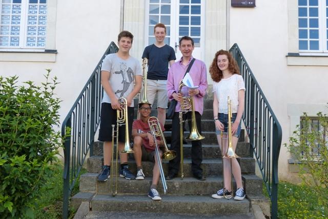 Trombone - Kuntzel 1
