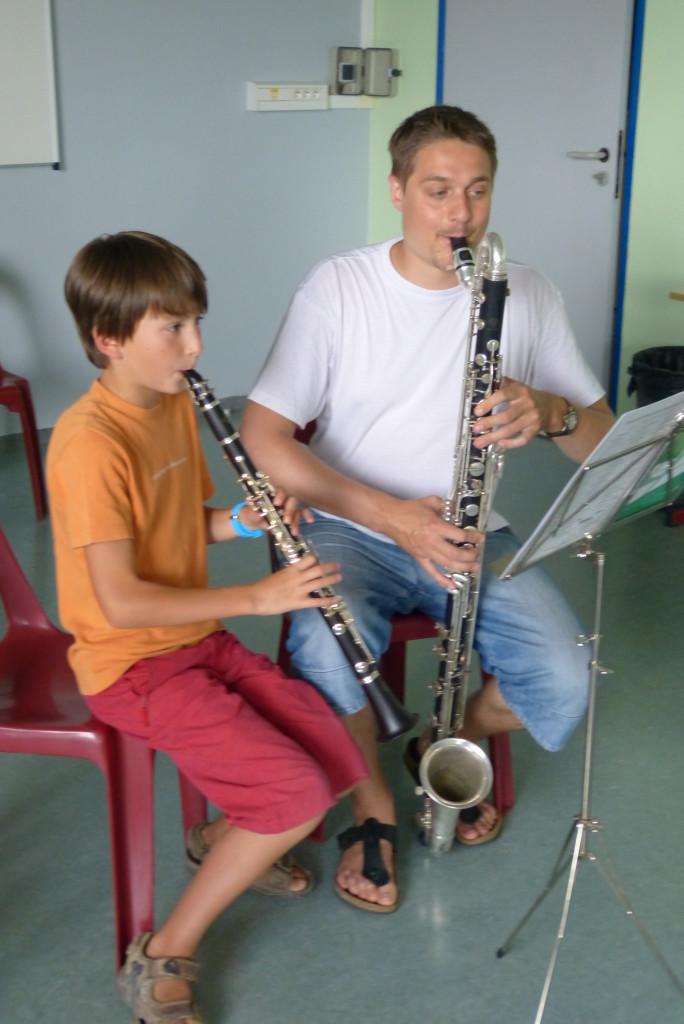 L'Académie Internationale d'Été vous propose une pratique musicale complète, individualisée, offrant un travail personnel intense et professionnel.