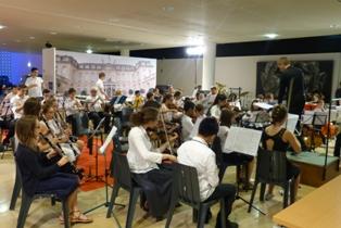 Le programme musical est construit autour d'œuvres orchestrales de grande envergure
