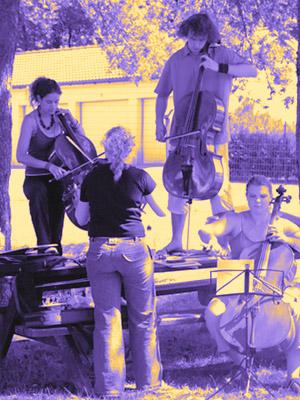 Atelier Musique de Chambre destiné aux jeunes musiciens.
