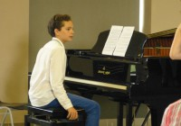 Le Piano à l'Académie