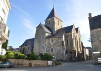 Premier concert officiel, été 2015 à Saint Denis d'Anjou