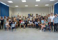 La CLARINETTE une belle classe… La clarinette à l'Académie Internationale, tient sa place.