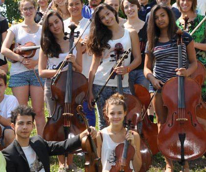 Les inscriptions pour l'Académie Internationale d'Été de musique à Château-Gontier dans la Mayenne arrivent...