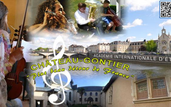 Académie Internationale d'Été de musique, les inscriptions 2017 vont bon train.