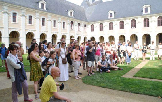 Album photos 2016 de l'Académie Internationale d'Été de Château-Gontier en Mayenne.