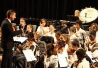 Les jeunes ont été merveilleux ! La musique est bien source de partage et de bonheur.