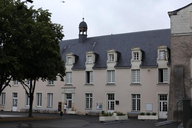 Lycée Victor Hugo à Château-Gontier